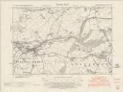 Herefordshire XVII.NE - OS Six-Inch Map