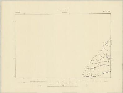 Bedfordshire XX.SE - OS Six-Inch Map