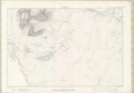 Inverness-shire - Isle of Skye Sheet XLVI - OS 6 Inch map