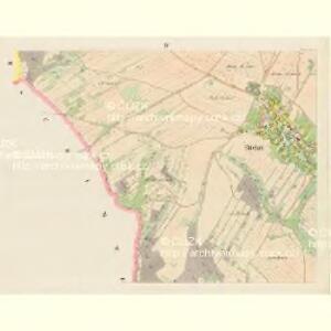 Bielau (Bilowo) - m0083-1-004 - Kaiserpflichtexemplar der Landkarten des stabilen Katasters