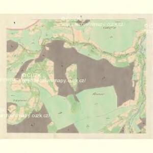 Hutisko - m0938-1-005 - Kaiserpflichtexemplar der Landkarten des stabilen Katasters