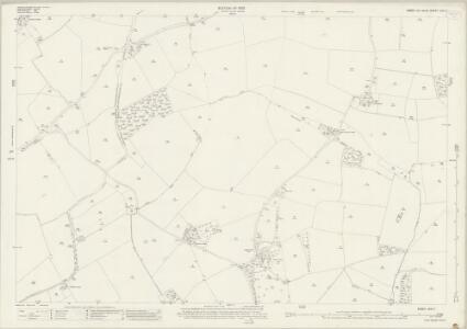 Essex (New Series 1913-) n XVI.7 (includes: Castle Hedingham; Gestingthorpe; Great Maplestead) - 25 Inch Map