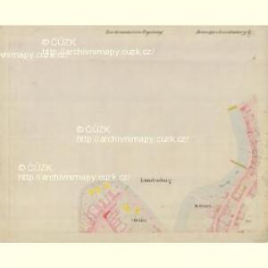 Lunderburg - m0243-1-013 - Kaiserpflichtexemplar der Landkarten des stabilen Katasters