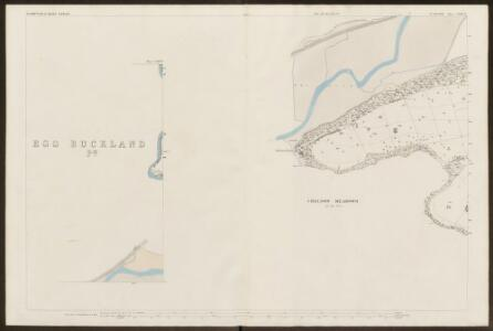 Devon CXXIV.5 (inset CXXIV.1) (includes: Plymouth; Plymstock; Sparkwell) - 25 Inch Map