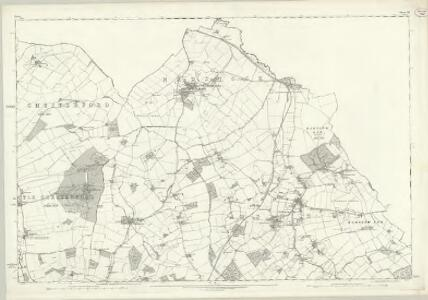 Essex III - OS Six-Inch Map