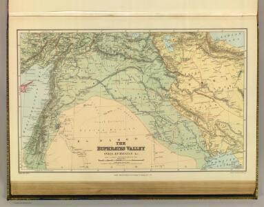Euphrates Valley, Syria, Kurdistan &c.