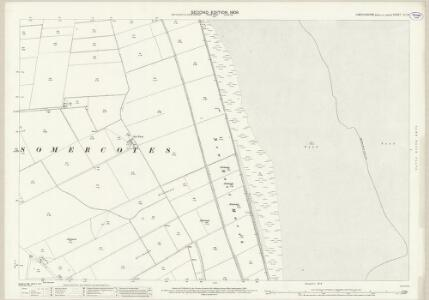 Lincolnshire XLI.6 (includes: North Somercotes) - 25 Inch Map