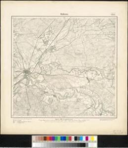 Meßtischblatt 2358 : Haltern, 1895