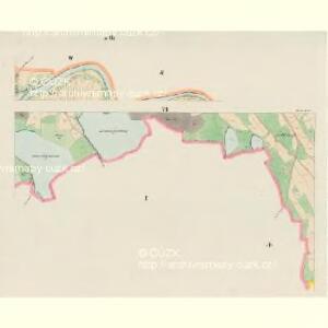 Platz - c7407-1-005 - Kaiserpflichtexemplar der Landkarten des stabilen Katasters