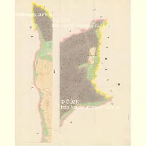 Nesmen - c5057-1-004 - Kaiserpflichtexemplar der Landkarten des stabilen Katasters