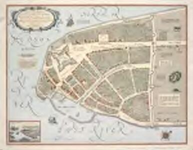 Nieuw Amsterdam: the Dutch settlement in the New World that became New York, following the plan sent October 6, 1660 by Governor Peter Stuyvesant to the West India Company in Holland, with additions concerning persons, places and events until the year 1699.