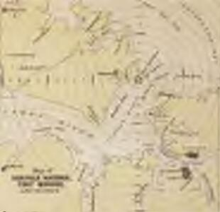 Map of the Seat of War: Map of Norfolk Harbor