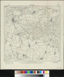Meßtischblatt 2174 : Niemegk, 1925