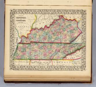 Kentucky, Tennessee.