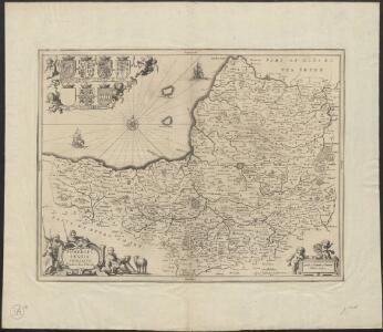 Somersettensis Comitatus = Somerset Shire