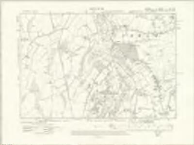 Surrey XXI.SW - OS Six-Inch Map