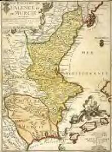 Les royaumes de Valence et de Murcie