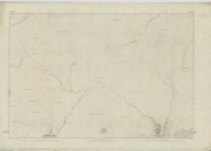 Perthshire, Sheet XXVII - OS 6 Inch map