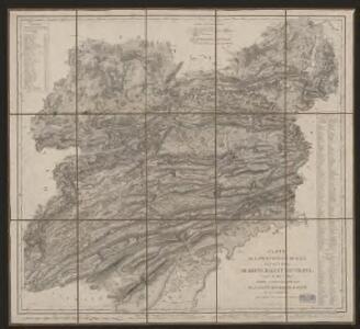 Carte de l'ancien évêché de Bâle