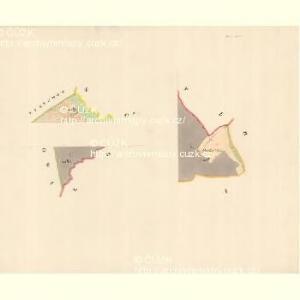 Banow - m0030-1-010 - Kaiserpflichtexemplar der Landkarten des stabilen Katasters
