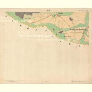 Kaltenbrunn - c7498-1-011 - Kaiserpflichtexemplar der Landkarten des stabilen Katasters