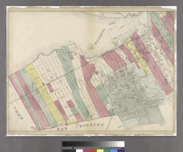 [Sheet 1: Map encompassing Sunset Park, Greenwood Cemetery, Gowanus Canal and Greenwood Heights.]