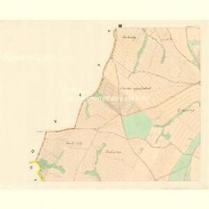 Malhotitz - m1705-1-003 - Kaiserpflichtexemplar der Landkarten des stabilen Katasters