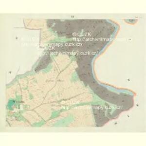 Dluhe - c8918-3-002 - Kaiserpflichtexemplar der Landkarten des stabilen Katasters