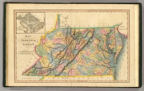Virginia, Maryland.