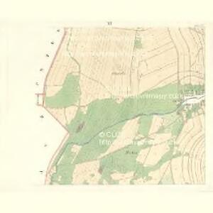 Passek - m2230-1-006 - Kaiserpflichtexemplar der Landkarten des stabilen Katasters