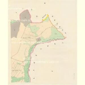 Czachrau (Czachrow) - c0783-1-002 - Kaiserpflichtexemplar der Landkarten des stabilen Katasters