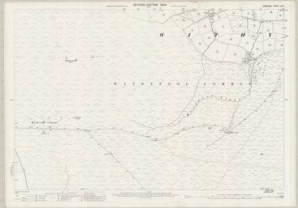 Somerset LVI.3 (includes: Withypool) - 25 Inch Map