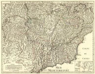 Partie Meridionale du Piemont et du Monferrat