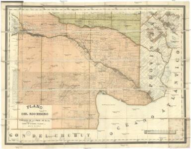 Plan del Rio Negro