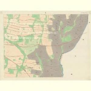 Wigstadtl (Wittkow) - m3417-1-010 - Kaiserpflichtexemplar der Landkarten des stabilen Katasters
