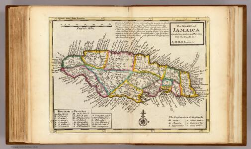 Island of Jamaica.