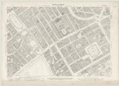 London VII.72 - OS London Town Plan