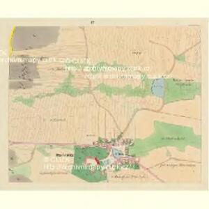 Drahonitz (Drahonice) - c1495-1-003 - Kaiserpflichtexemplar der Landkarten des stabilen Katasters