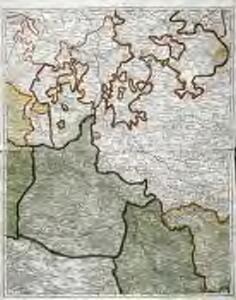 Karte vom Kriegestheater der vereinigten preussischen und östreichischen Armeen in Frankreich in VI. Blättern, [Blatt 3 und 5]