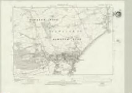 Devonshire CII.SE - OS Six-Inch Map