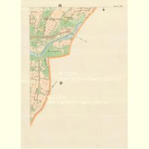 Piosek - m2289-1-008 - Kaiserpflichtexemplar der Landkarten des stabilen Katasters