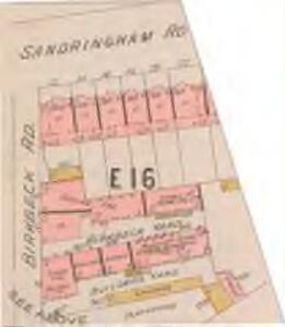 Insurance Plan of London North District Vol. E: sheet 7-2