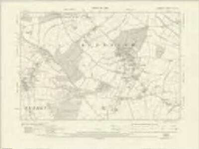Somerset LXIII.NE - OS Six-Inch Map