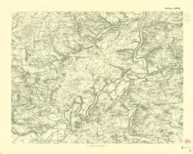 III. vojenské mapování 4051/3