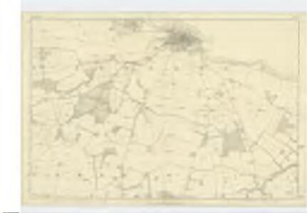 Fife, Sheet 12 - OS 6 Inch map