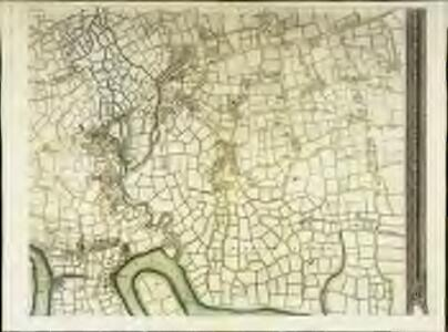An exact survey of the city's of London Westminster , III