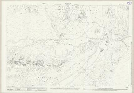 Westmorland XX.6 (includes: Bampton; Shap Rural) - 25 Inch Map