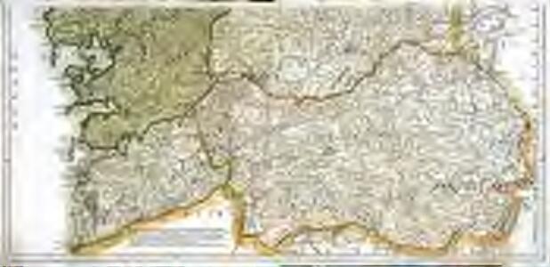 Mapa geográfico del reyno de Galicia, 2