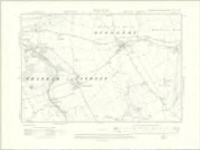 Yorkshire CXLIII.NW - OS Six-Inch Map