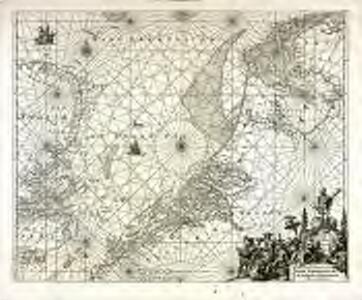 Mare Germanicum ab Amelandia ad promontoria Caleti et Doveræ